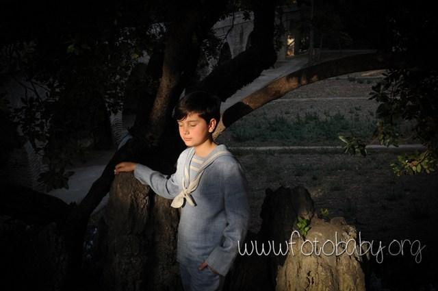 Reportaje Primera Comunión en Granada 2018 fotógrafa para niños y niñas fotobaby