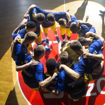 15.10.16 easyCredit BBL 5. Spieltag: EWE Baskets - Science City Jena