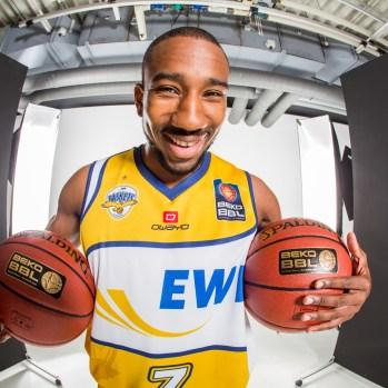 EWE Baskets, Team, Portrait, 2012/2013