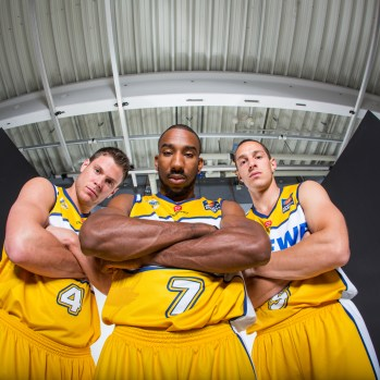 EWE Baskets, Team, Portrait, 2012/2013