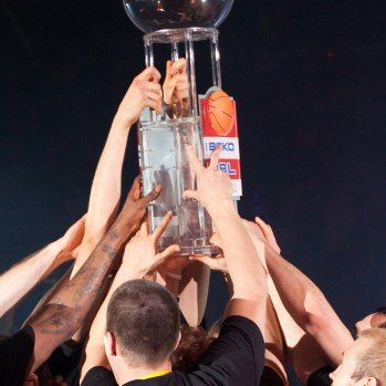 BEKO-BBL Top4 2.2Halbfinale: Deutsche Bank Skyliners - Eisbären Bremerhaven