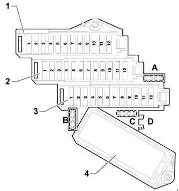 Audi Q7 Fuse Diagram - Wiring Diagram Progresif
