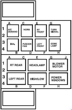 2007 Ford Lcf Fuse Box Diagram - Ulkqjjzsurbanecologistinfo \u2022