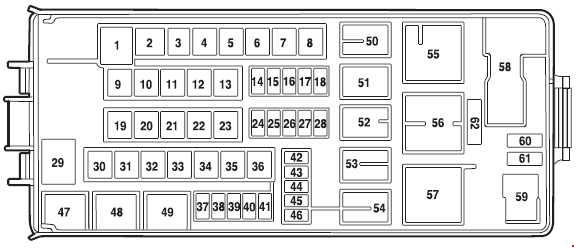 Ford Explorer 2006 Fuse Diagram Wiring Diagram