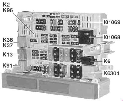 2002 Bmw Fuse Box circuit diagram template