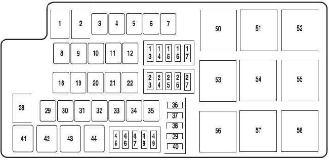 1983 Mustang Fuse Diagram circuit diagram template