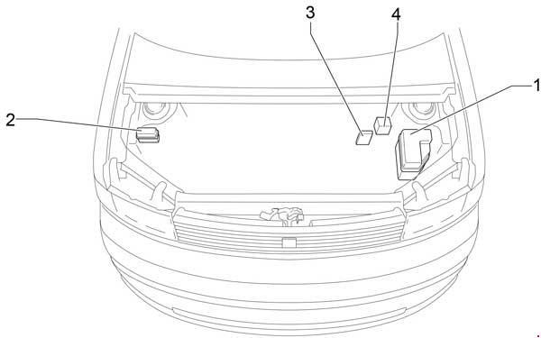 scion tc engine bay diagram