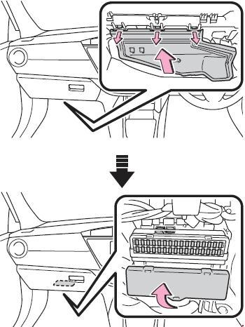 Corolla Fuse Box - Wiring Diagrams