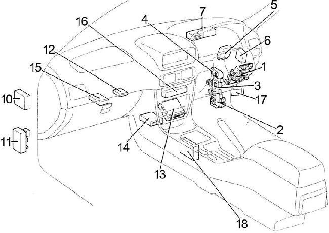 toyota corolla 5a engine ecu circuit diagram