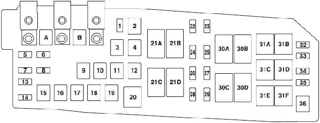 1964 Mercury Fuse Box Diagram Wiring Diagram