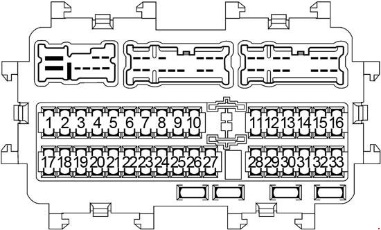 Fuse Box For 1996 Nissan Altima Wiring Diagram