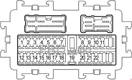Nissan 350z Fuse Box Diagram Wiring Diagram