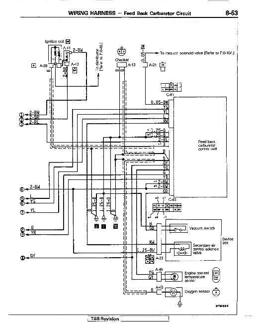 1968 mustang wiring harness diagram