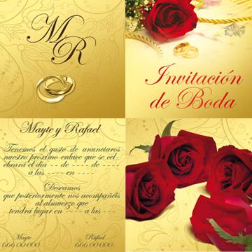 Plantillas Boda Gratis Plantillas De De Boda Blog Prevencion - invitaciones de boda gratis