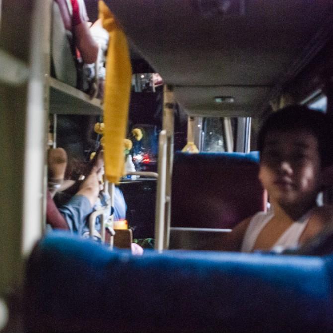 open tour bus vietnam