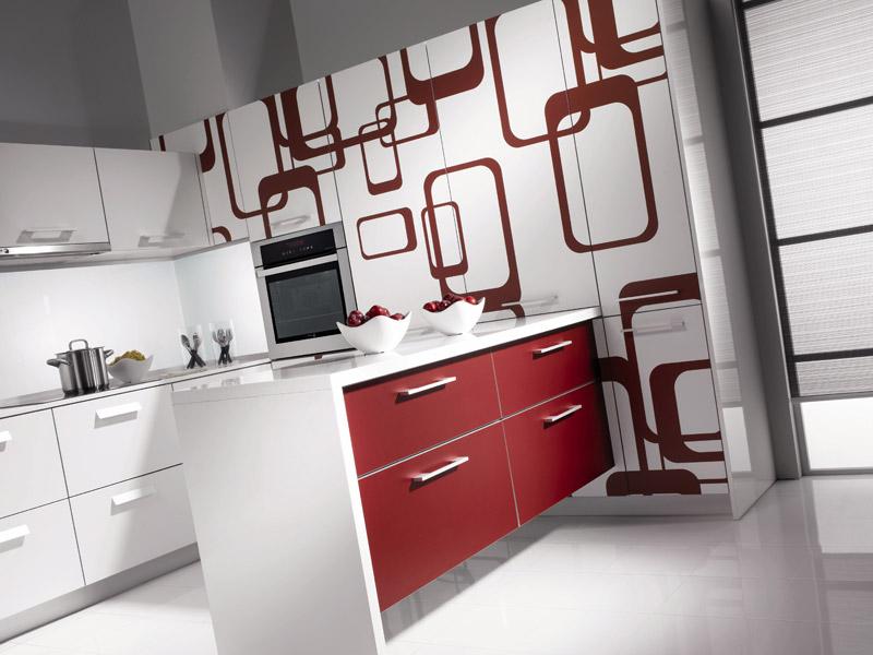 Vinilos decorativos para tu cocina fotomurales for Fotomurales para cocinas