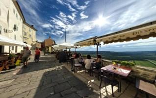 Motovun. Istria, Chorwacja/Croatia