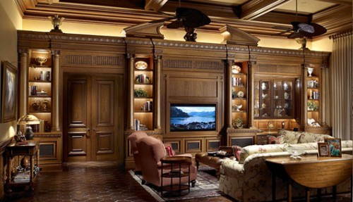 desain interior warna coklat (9)