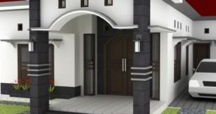 gambar teras rumah minimalis 2