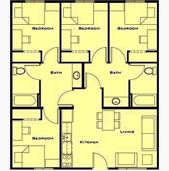 denah rumah 4 kamar (5)