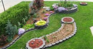Taman Minimalis Depan Rumah Asri (2)