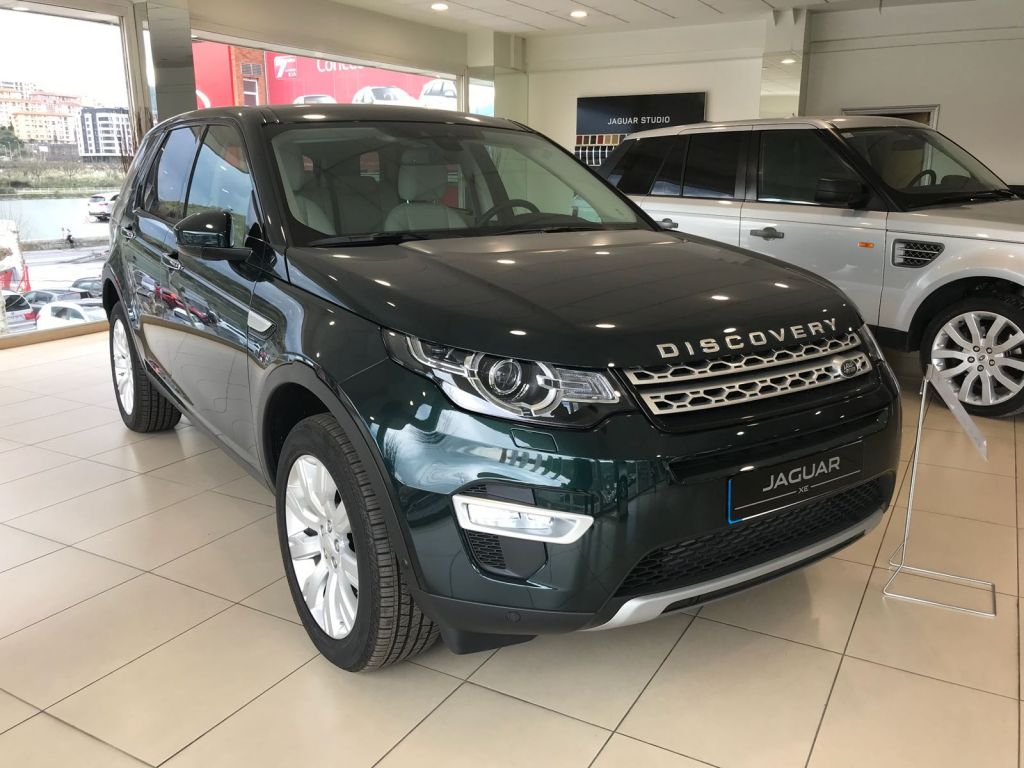 Asientos Coche Segunda Mano Land Rover Discovery Sport Sd4 4wd Hse Lux At 7 Asientos