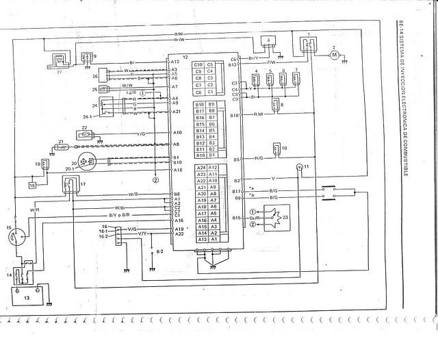 leyman liftgate diagrama de cableado