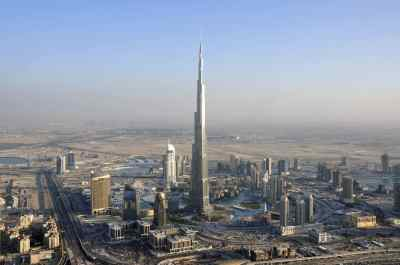 Burj Khalifa, Dubai, Tallest Building Inthe World | Found The World