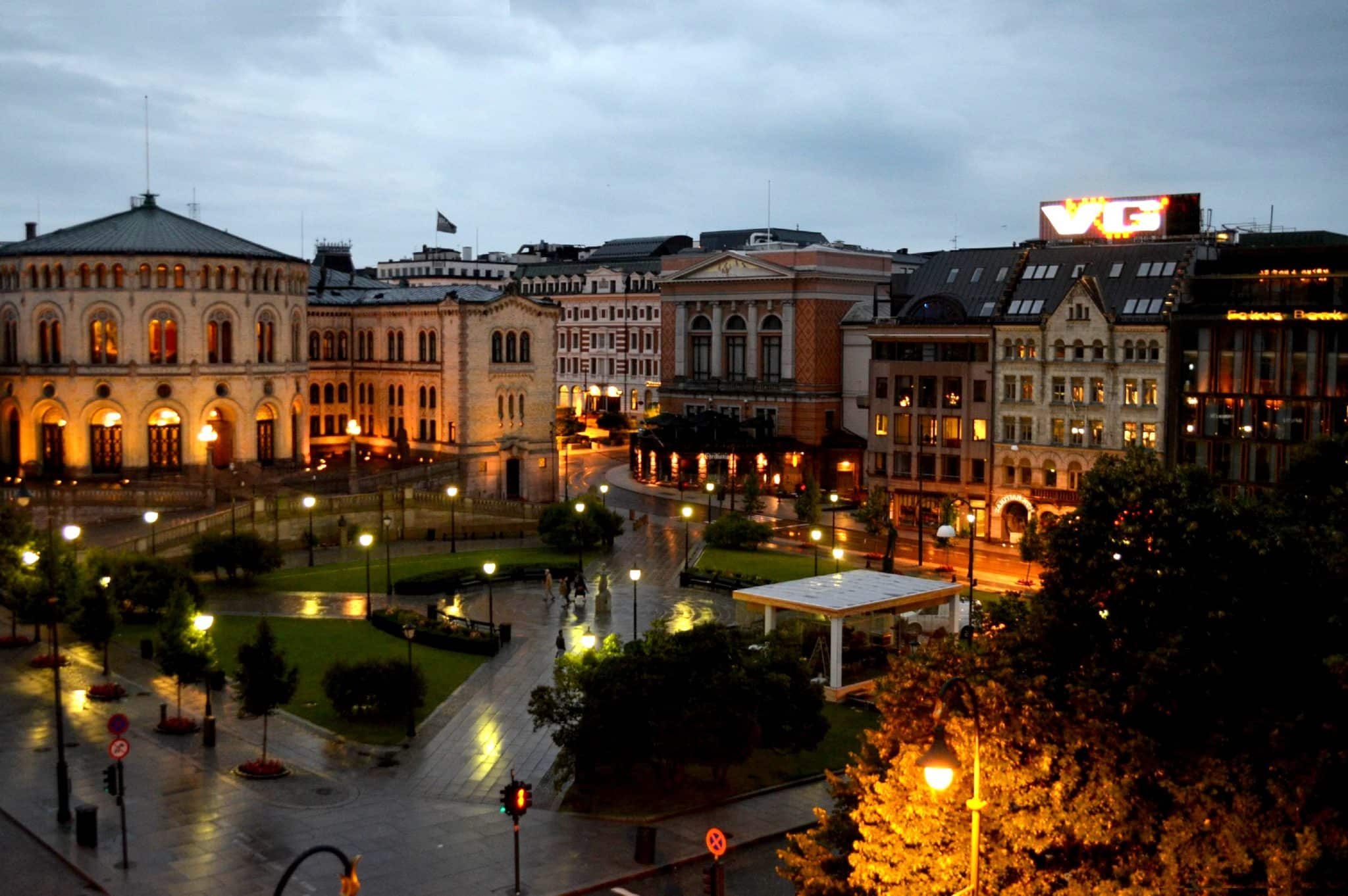 Norwegian Oslo Oslo Most Historical And Beautiful City Of Norway Found The World