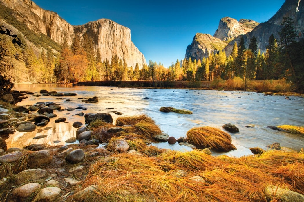 Scenic Fall Wallpaper Yosemite National Park An Adventurers Place Found The World