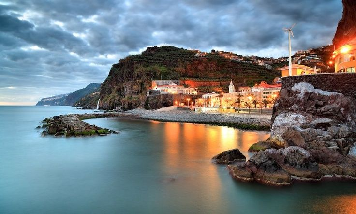 Hd Santorini Wallpaper Top Attractions Of Madeira Portugal Found The World