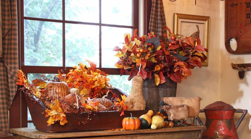 Fall Outdoor Decorations Wallpaper Inspiring Autumn Decorating Ideas In Cute Orange Colors