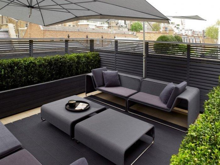 Lounge Sofa Rattan 15 Interesting And Modern Outdoor Furniture Ideas | Founterior