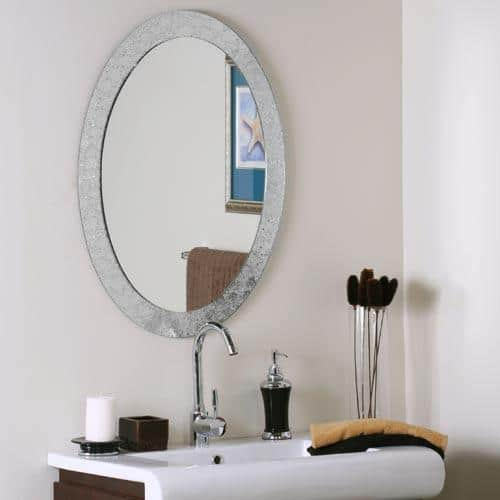 Bathroom Mirrors - Inspiring Modern Ideas Founterior - designer bathroom mirrors