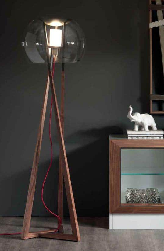 Tripod Stehlampe Modern, Contemporary And Vintage Floor Lighting Fixtures