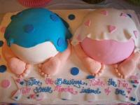 Baby Shower Ideas for Twins | Founterior