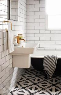 Floor Tile Patterns for Bathroom, Kitchen and Living Room ...