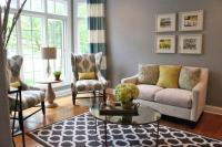 Living Room Area Rugs and Decorating Ideas | Founterior