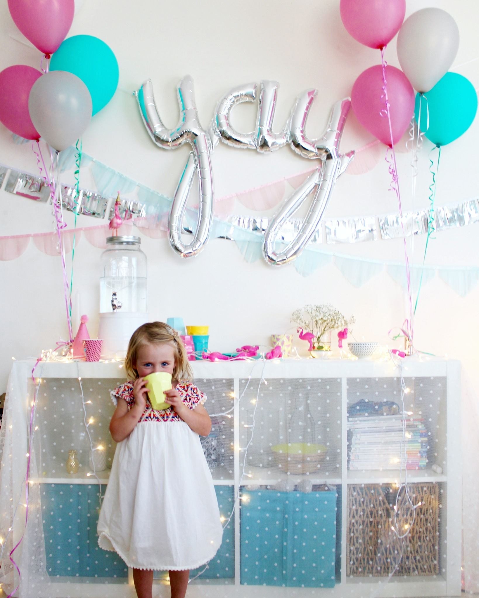Kid 39 S Birthday Party Decorating Ideas Four Cheeky Monkeys