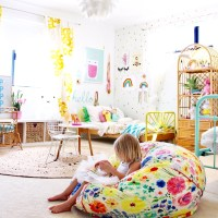 Way Back Wednesday - Kids Room Ideas - four cheeky monkeys