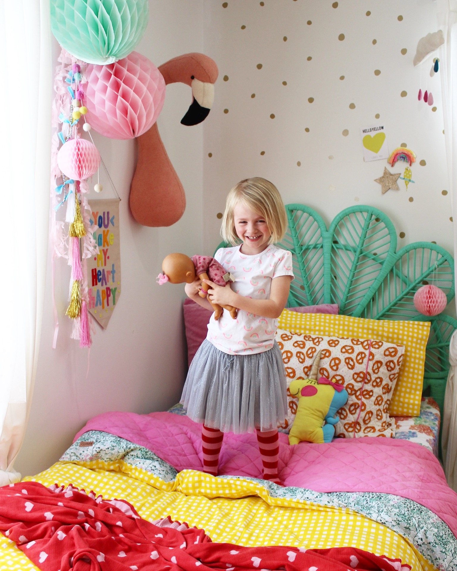 Rainbow Bedroom Ideas Kids Bedroom Ideas Rainbow Room Decor For Girls More On