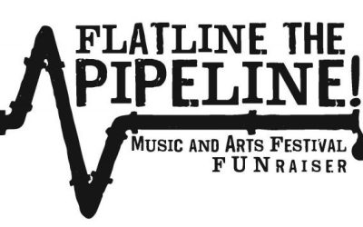 2nd Annual Flatline the Pipeline Event!