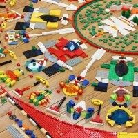 LEGOs, Buddhism, and Fatherhood