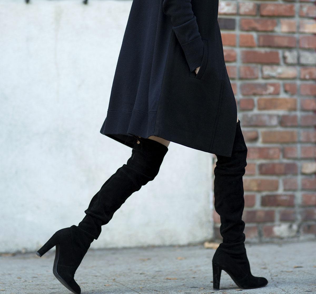 Calling Stuart Weitzman Boots - Four One Oh!   Baltimore Fashion ...