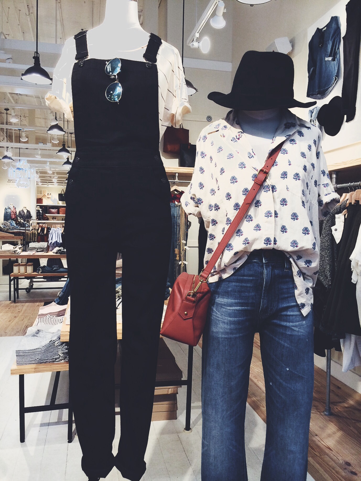 Madewell in Harbor East
