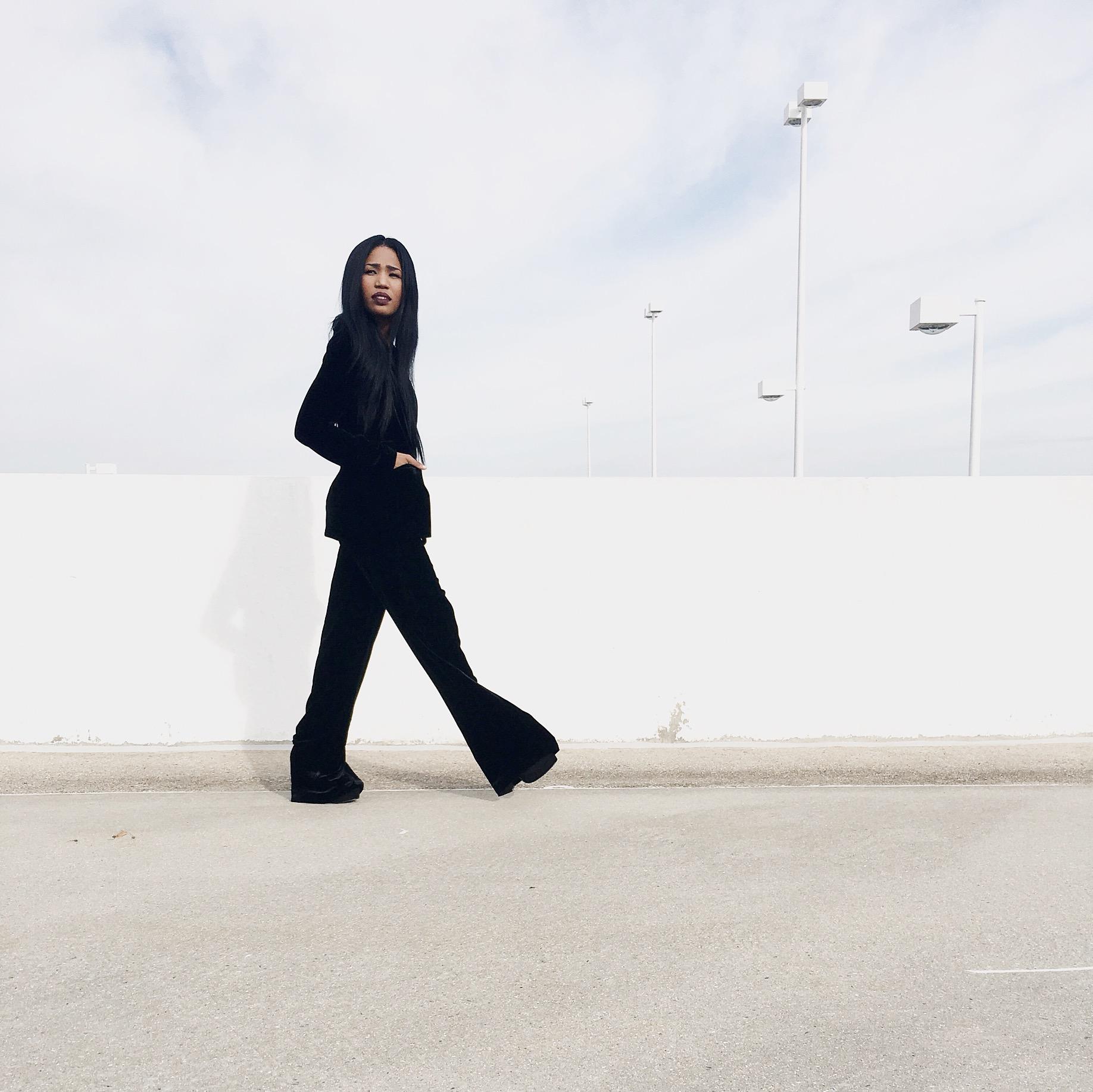 Velvet Looks for NYE