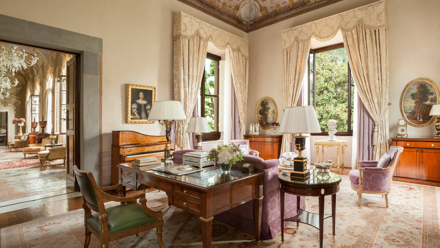 Albergo Firenze Florence Italy Florence Hotel Suites Rooms Four Seasons Hotel Firenze