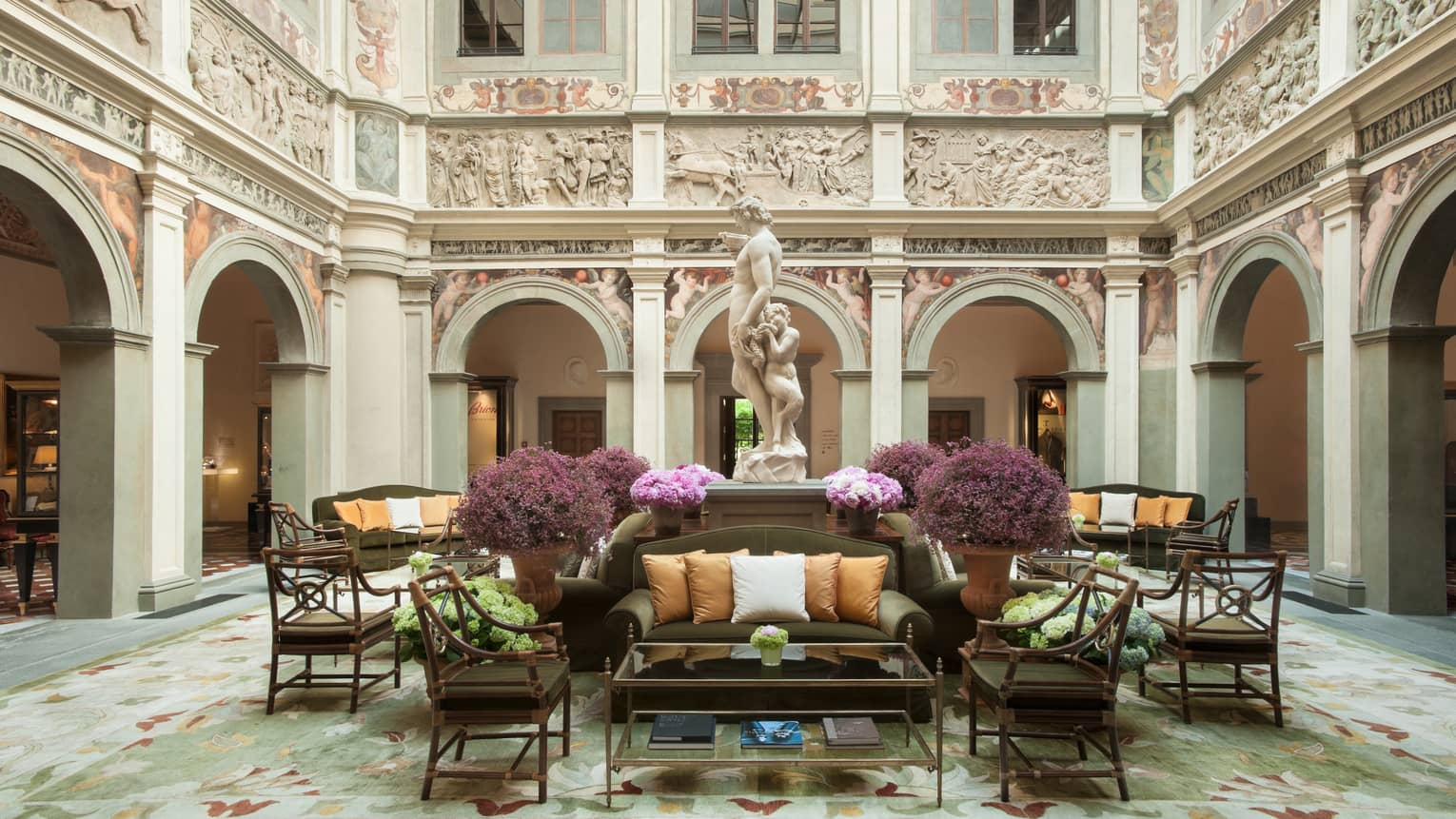 Albergo Firenze Florence Italy Florence Hotel Luxury Hotel In Florence Four Seasons Hotel Firenze