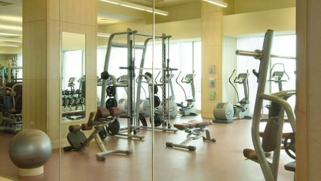 Family Friendly Hotel St. Louis Hotel Fitness Facilities | Four Seasons Hotel St