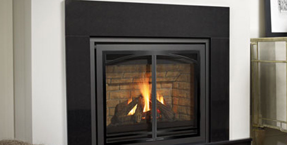 P33 Small Gas Fireplace Four Seasons Air Control